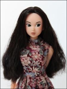 Momoko Goth Girl